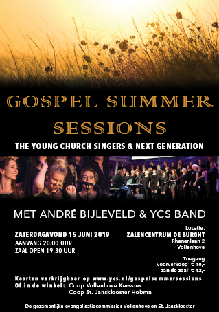 Gospel Summer Sessions​